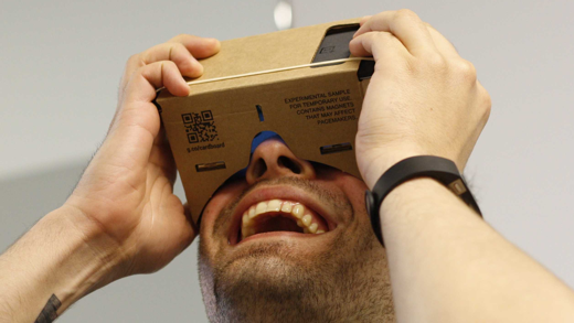 Google Cardboard nu ook voor iPhone