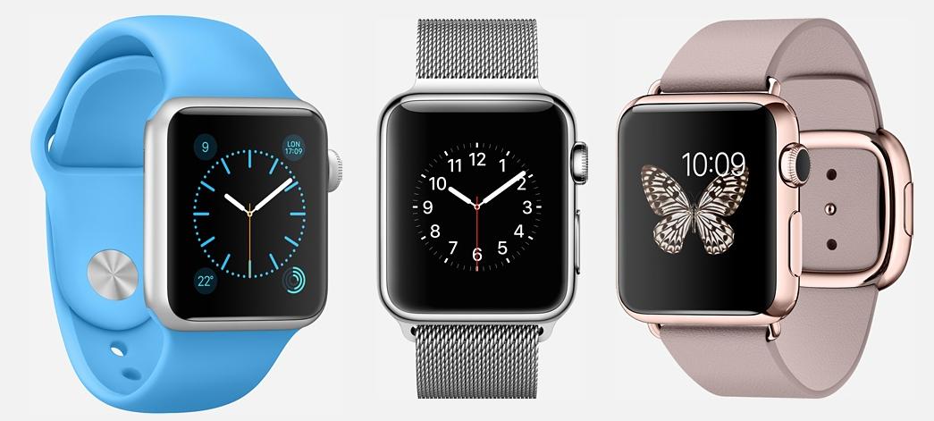 Apple Watch-wide