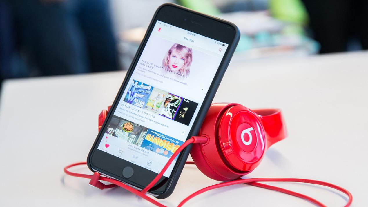 apple music ios 9 iOS 11