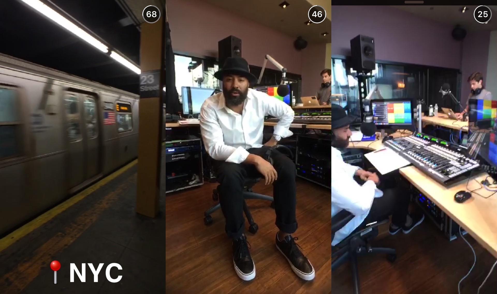 music-snapchat-nyc