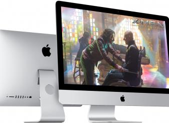 iMac 2019