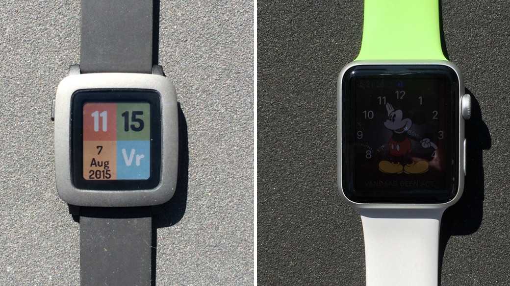 pebble-vs-watch-scherm-vollezon