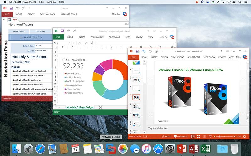 Unity-modus draait Windows-apps in