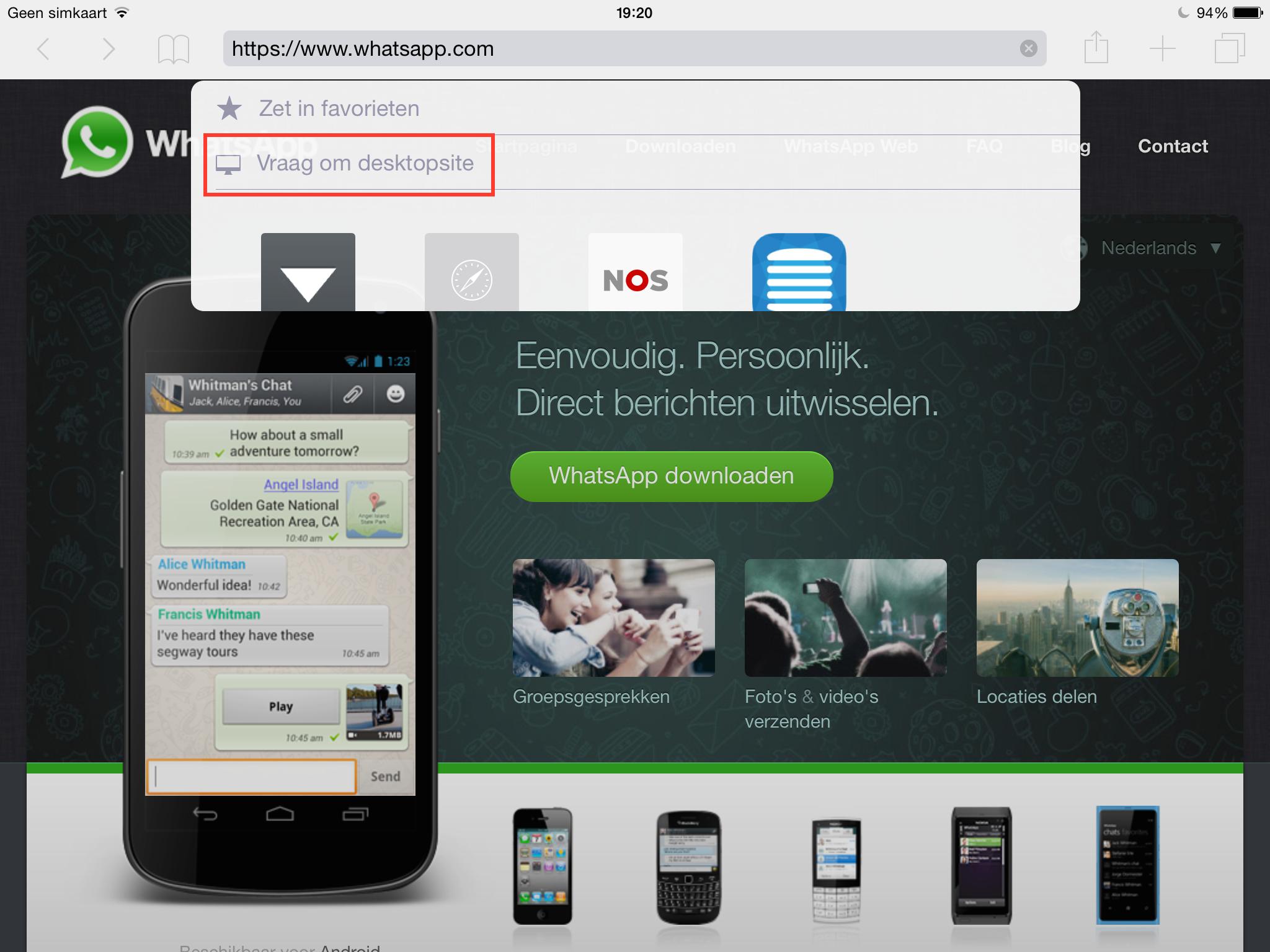whatsapp-web-ipad-trick