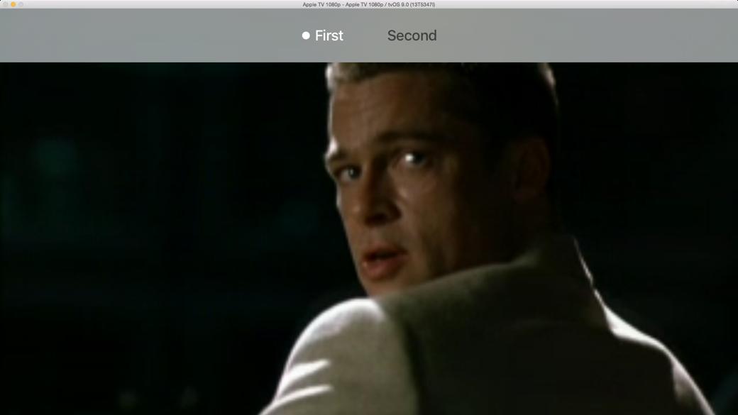 Eerste build van VLC op de nieuwe Apple TV.