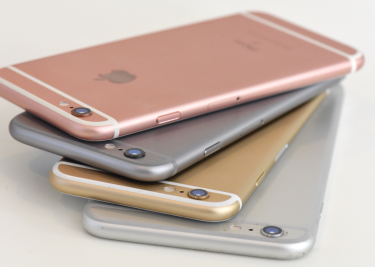 De iPhone 6s iOS 15