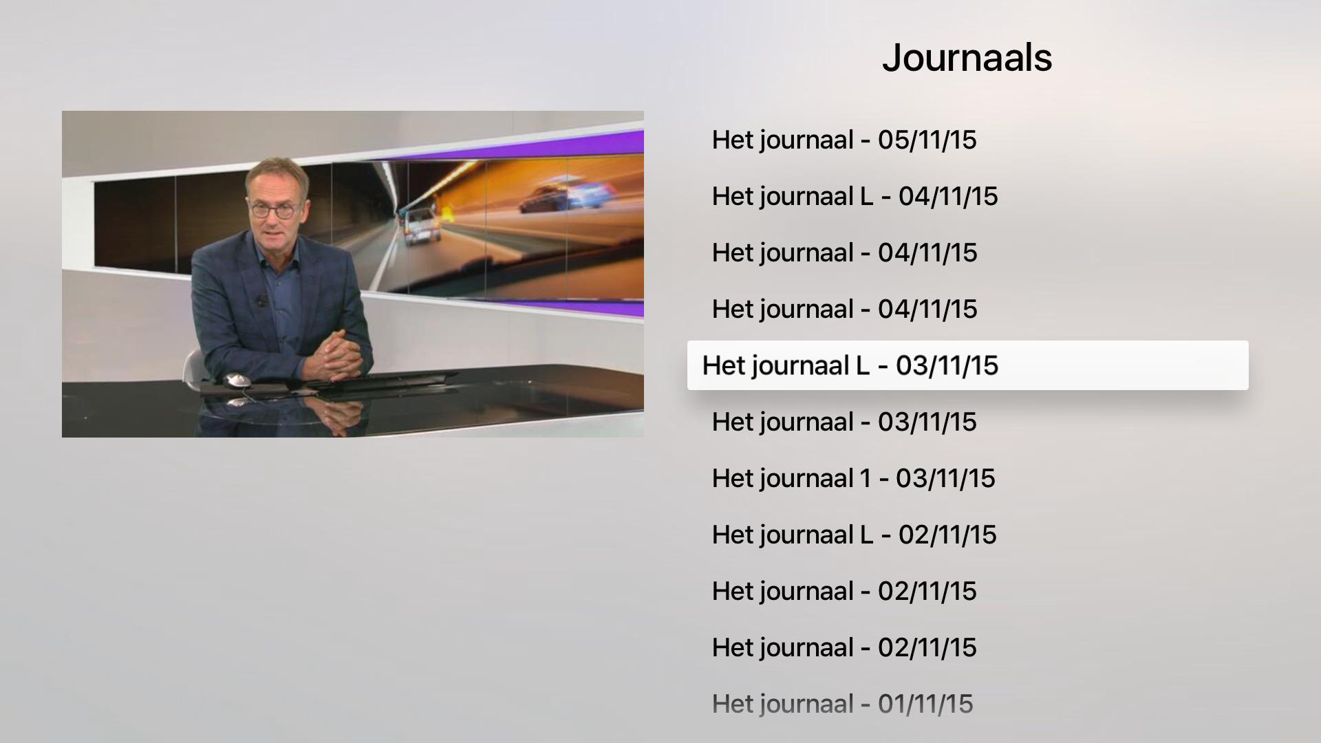 journaal-archief