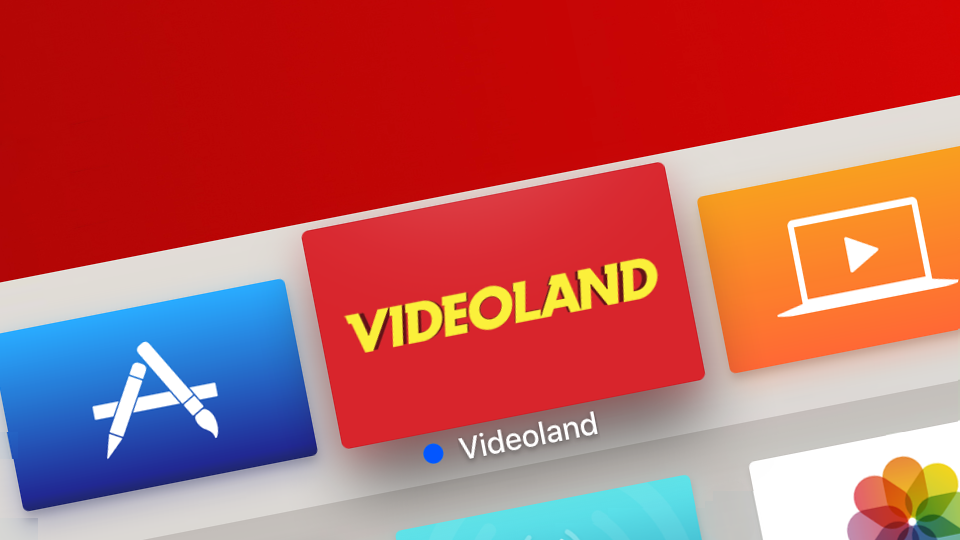 Videoland Apple TV