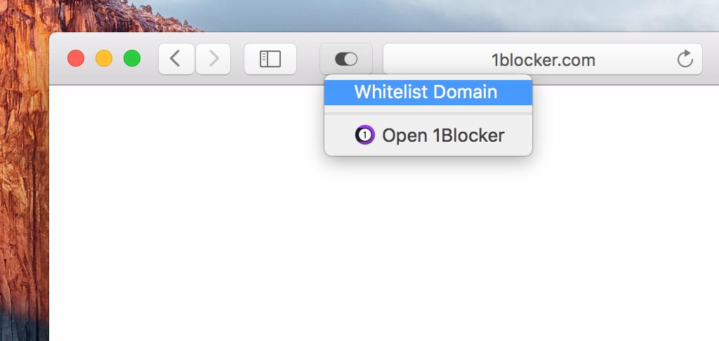 1blocker-whitelist