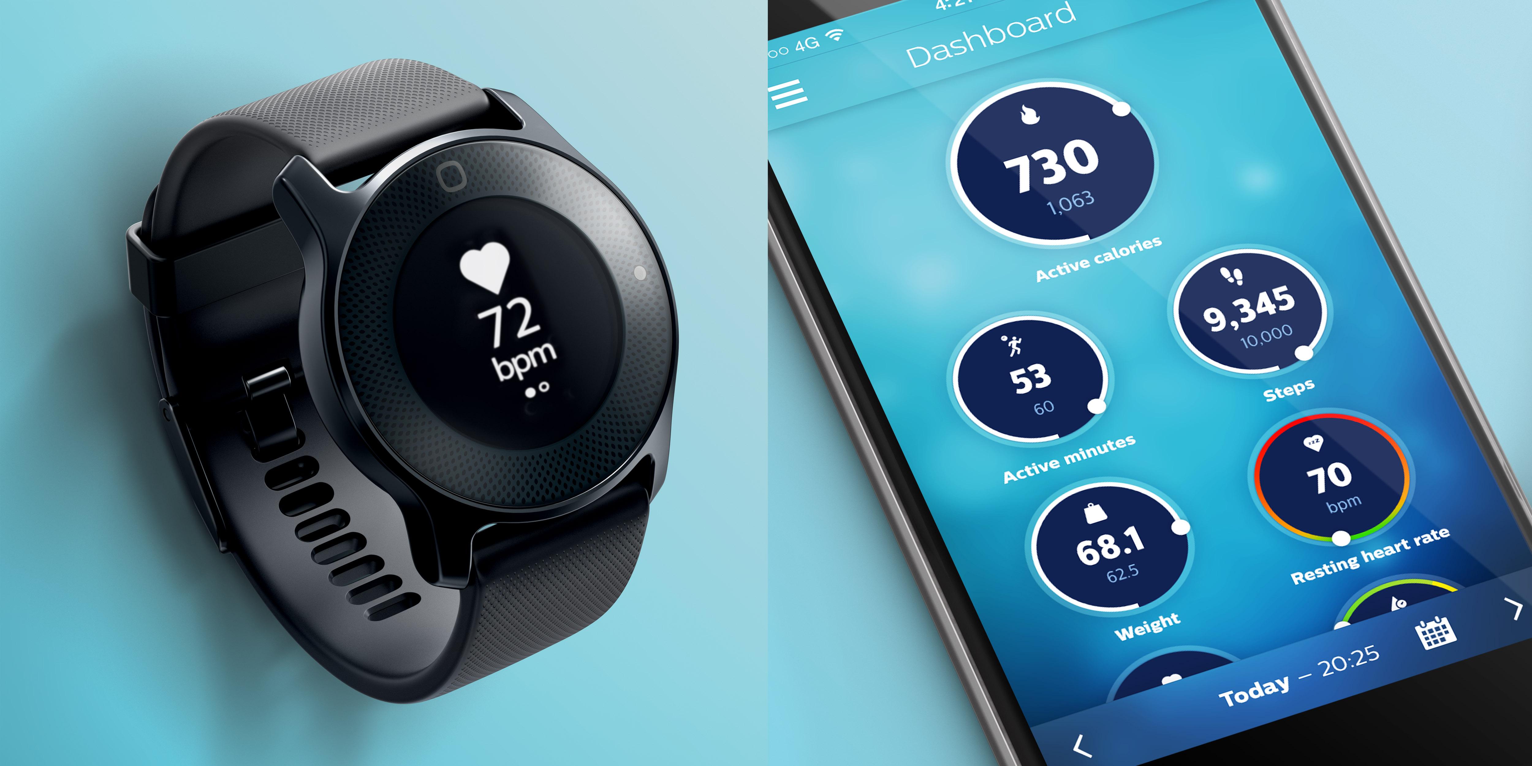 Philips_health_watch_app