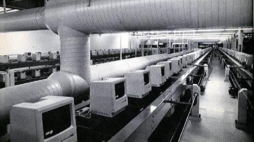 Apple Fremont Fabriek (archief)