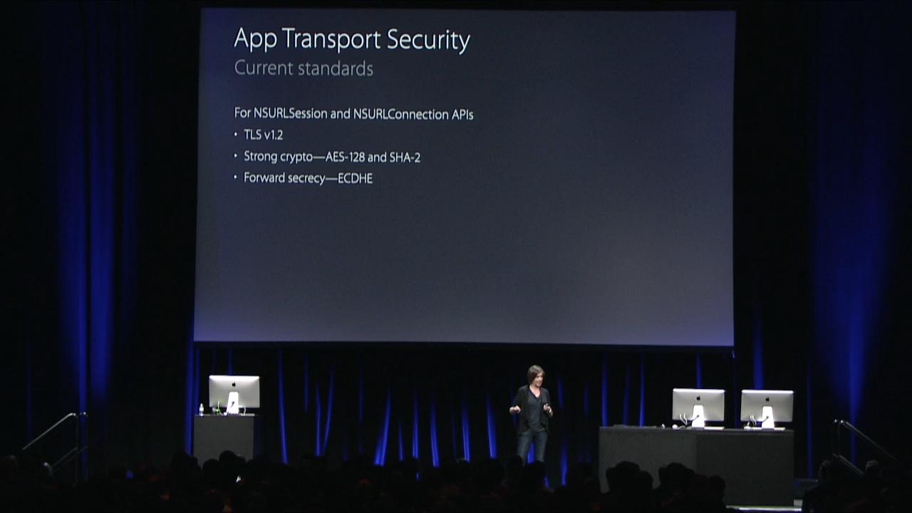 app transport secur