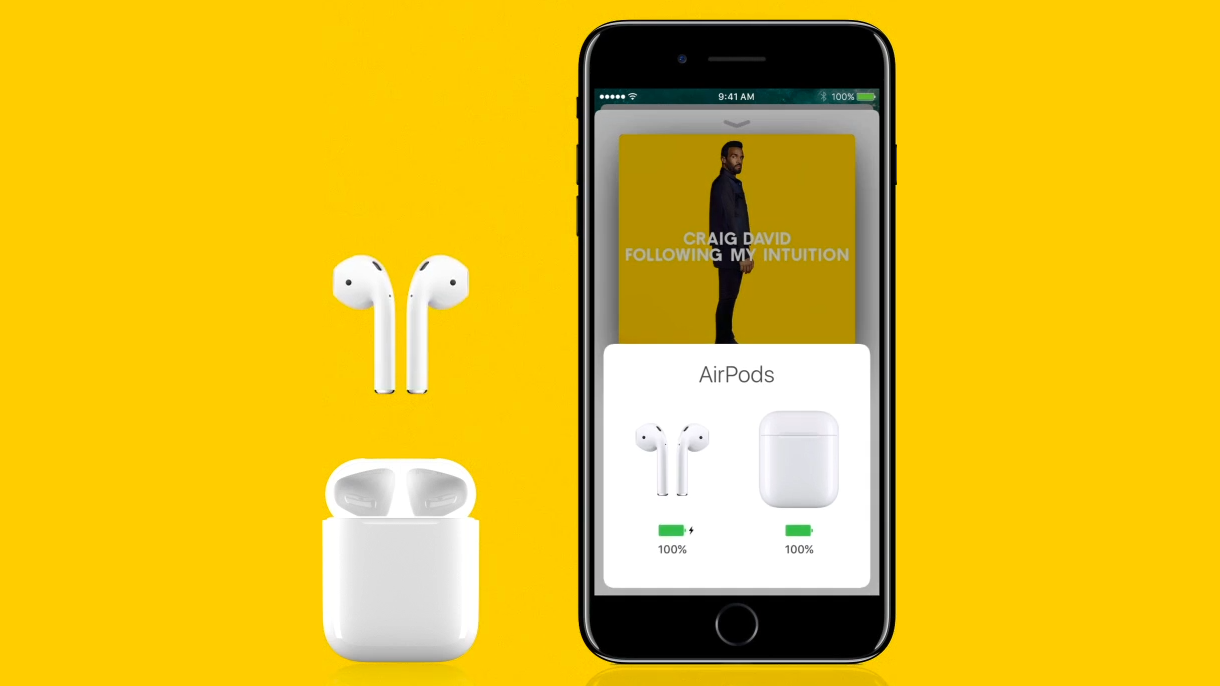 AirPods 2 iPhone