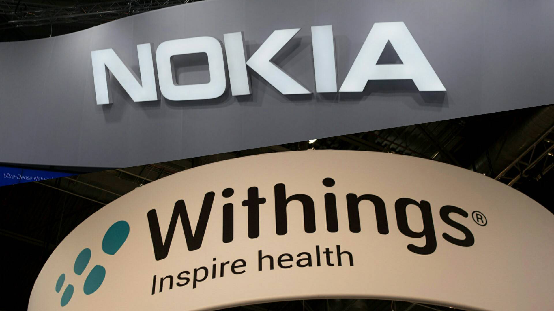nokia withings logos 16x9