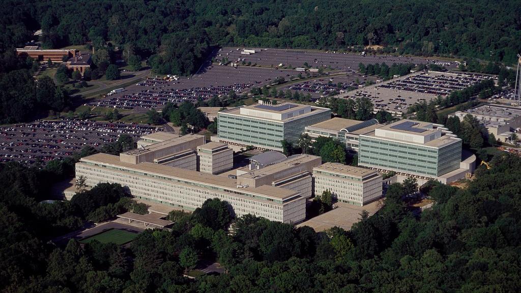 CIA Langley Virginia