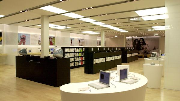 apple store 2001