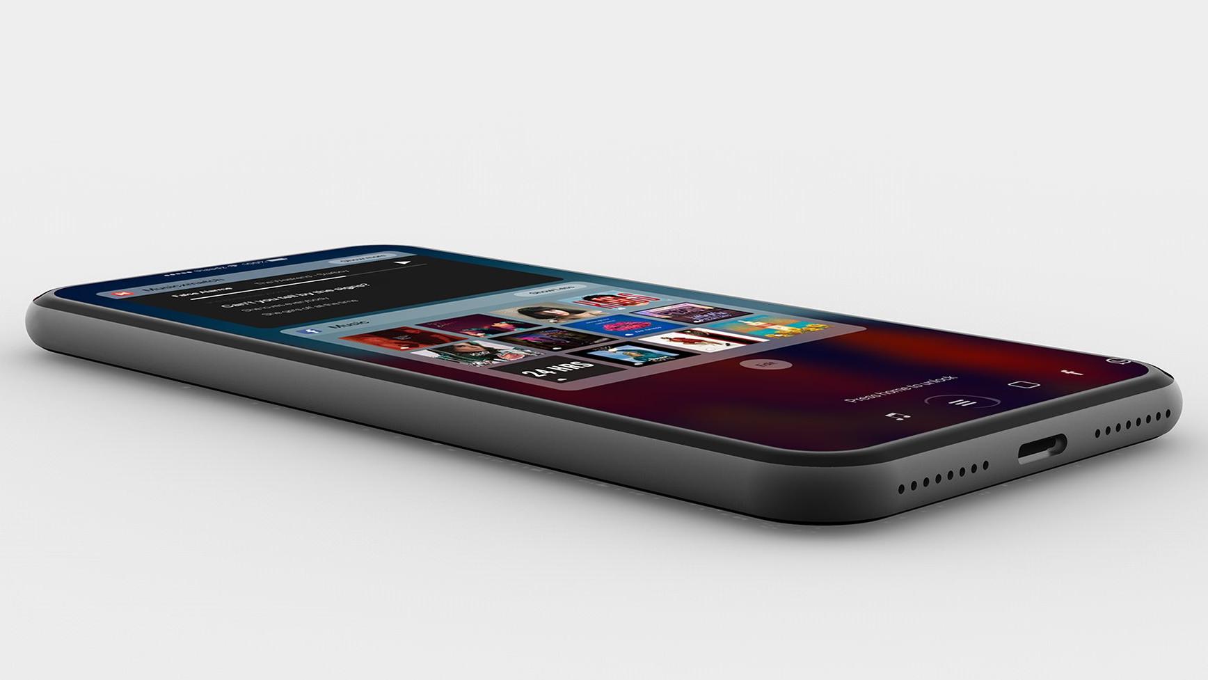 iphone 8 edition 16x9