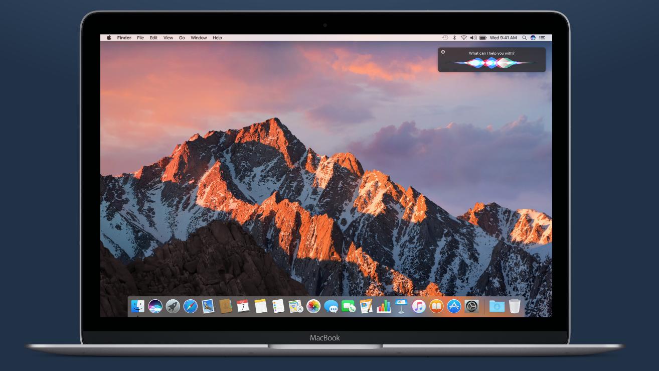macOS 10.12.5 sierra macbook 16x9