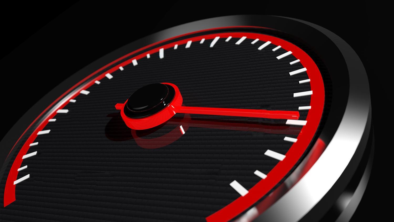 speed meter 16x9