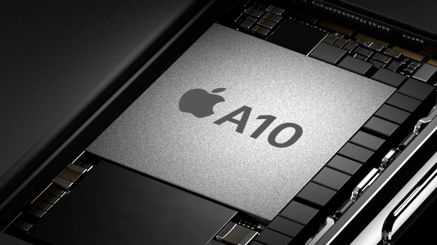 Apple A10-chip