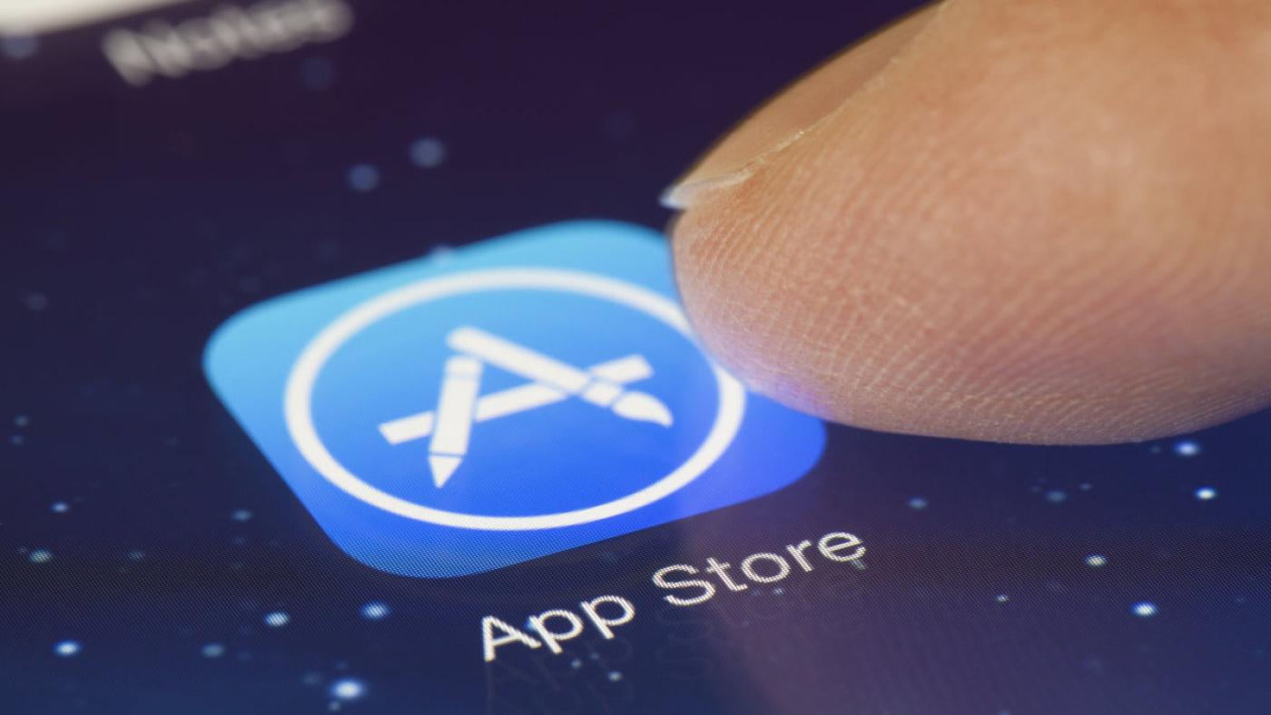 App Store vinger 16x9