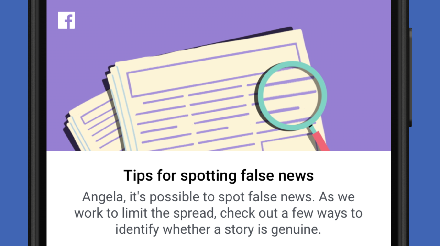 fb tips false news 16x9