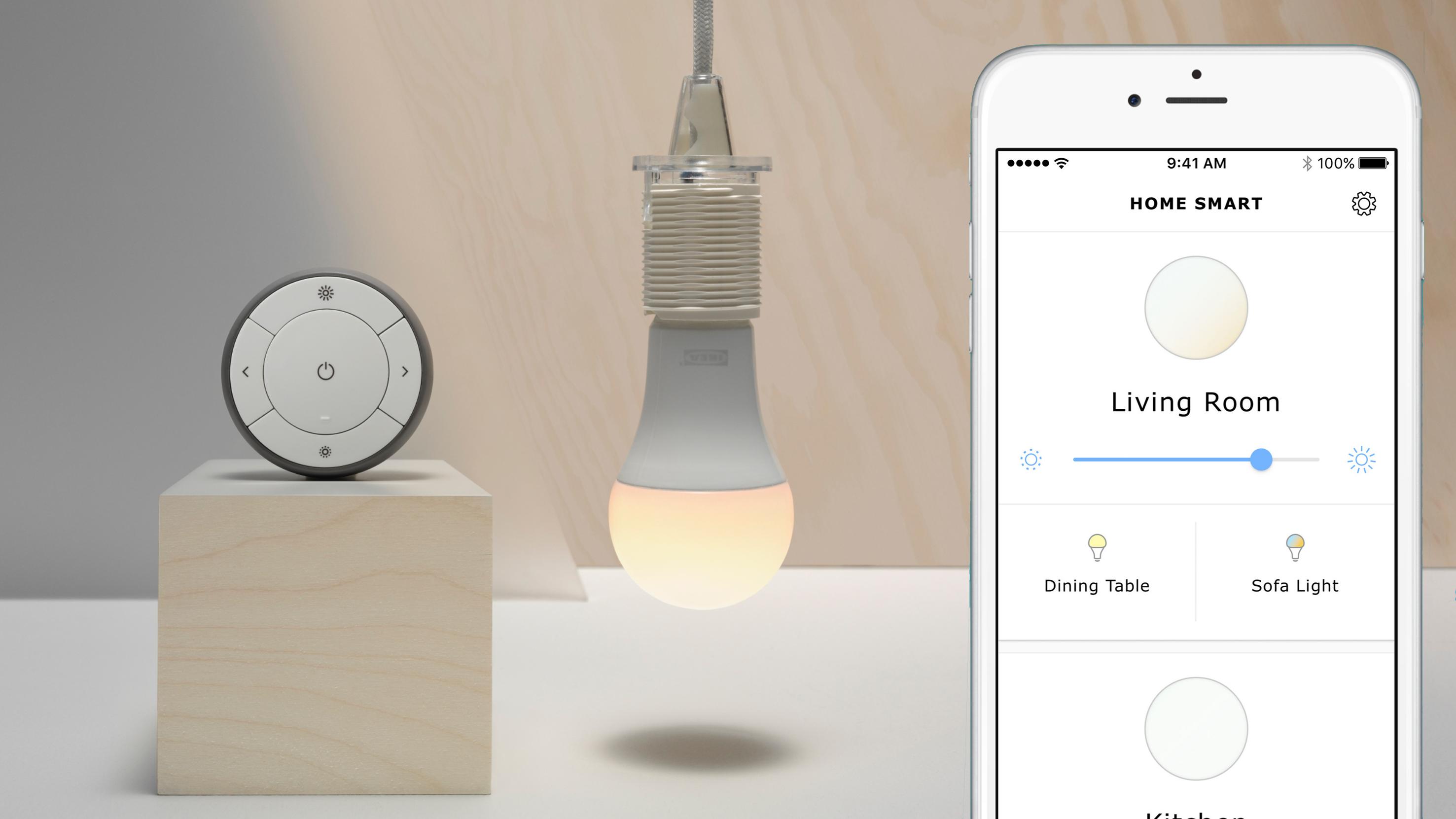 Philips Wekker Licht : Tradfri lampen van ikea werken nu ook met homekit » one more thing