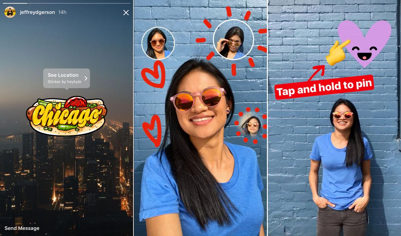 instagram nieuwe functies april 2017