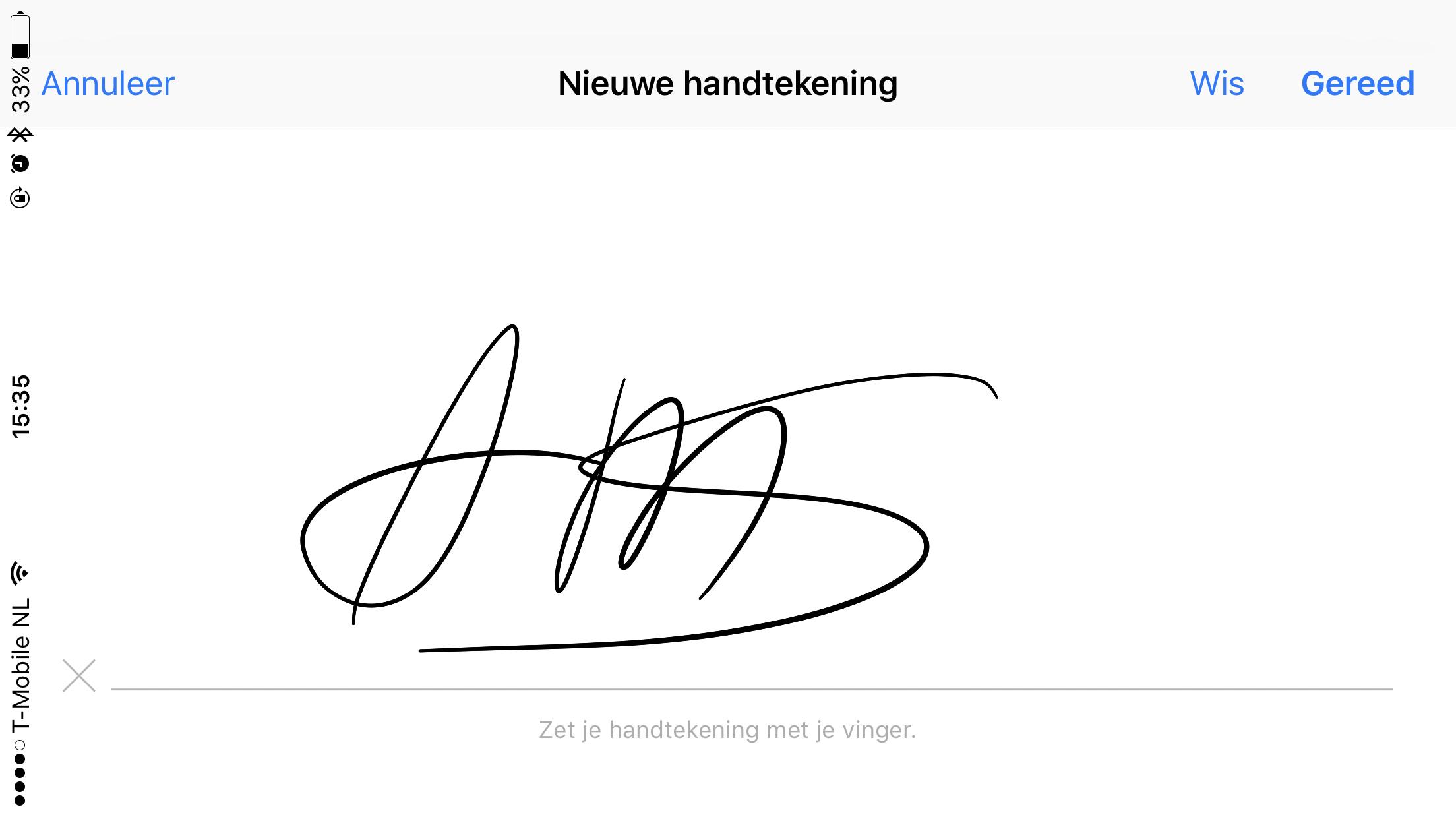 ondertekenen mail 2