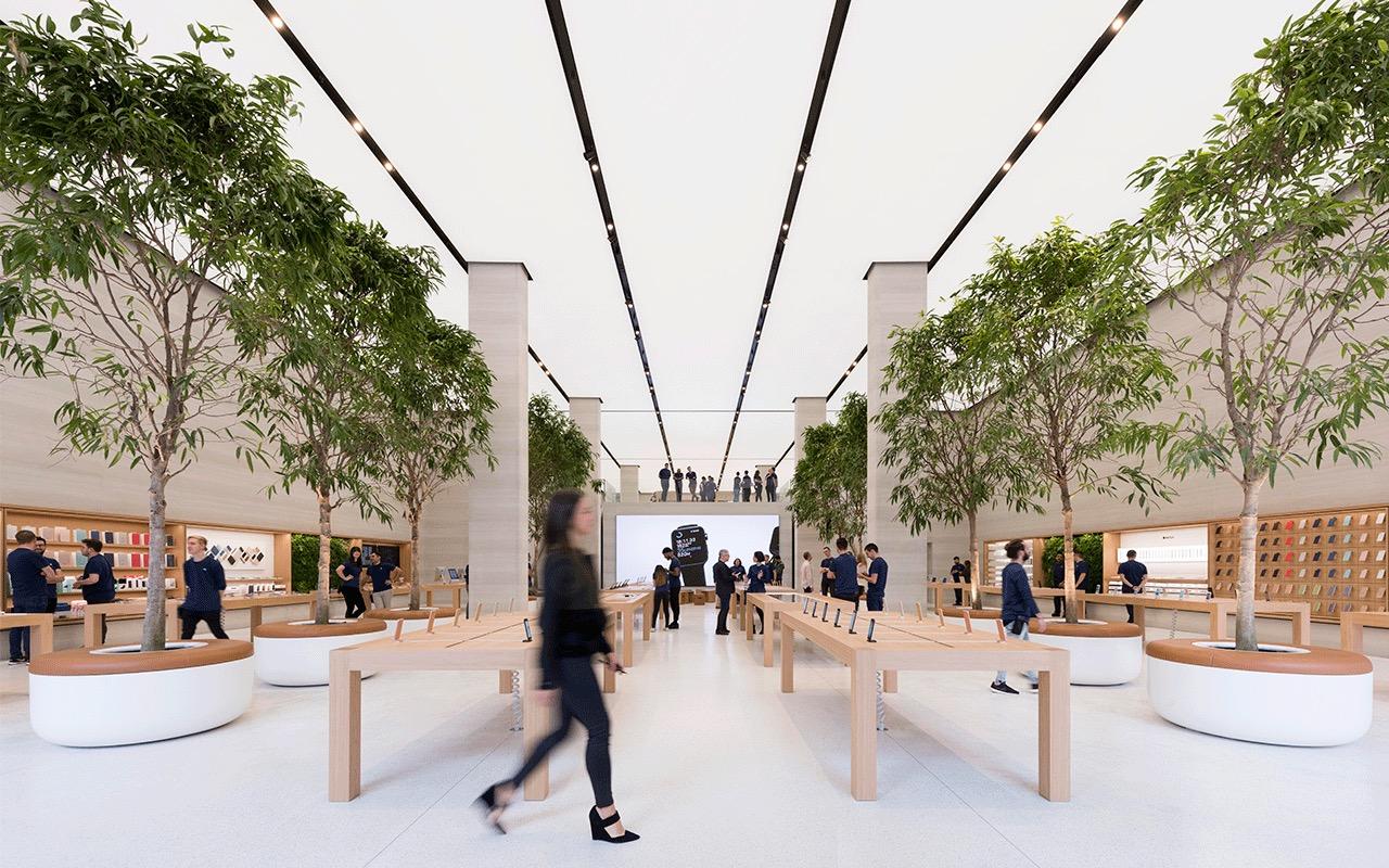 Apple Store Londen (nieuw)