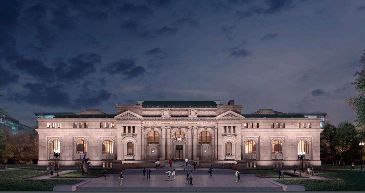 Apple Store Carnegie Library of Washington D.C.