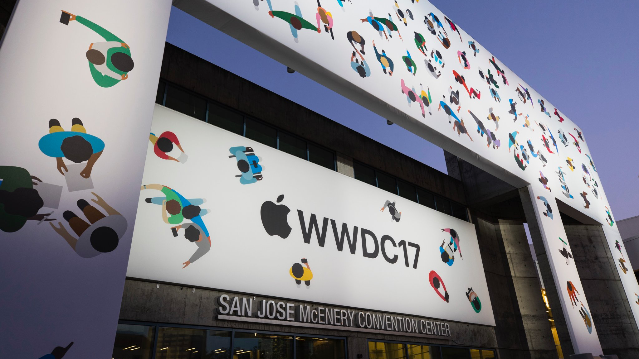 WWDC 2017 San Jose 16x9