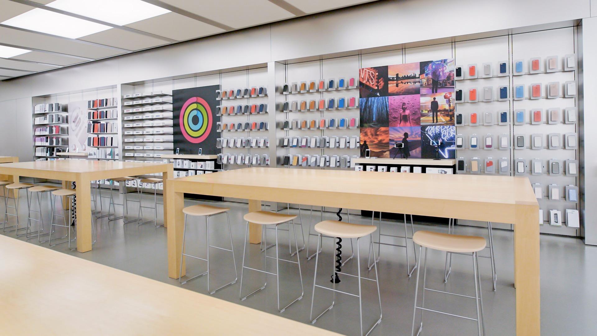 apple store new