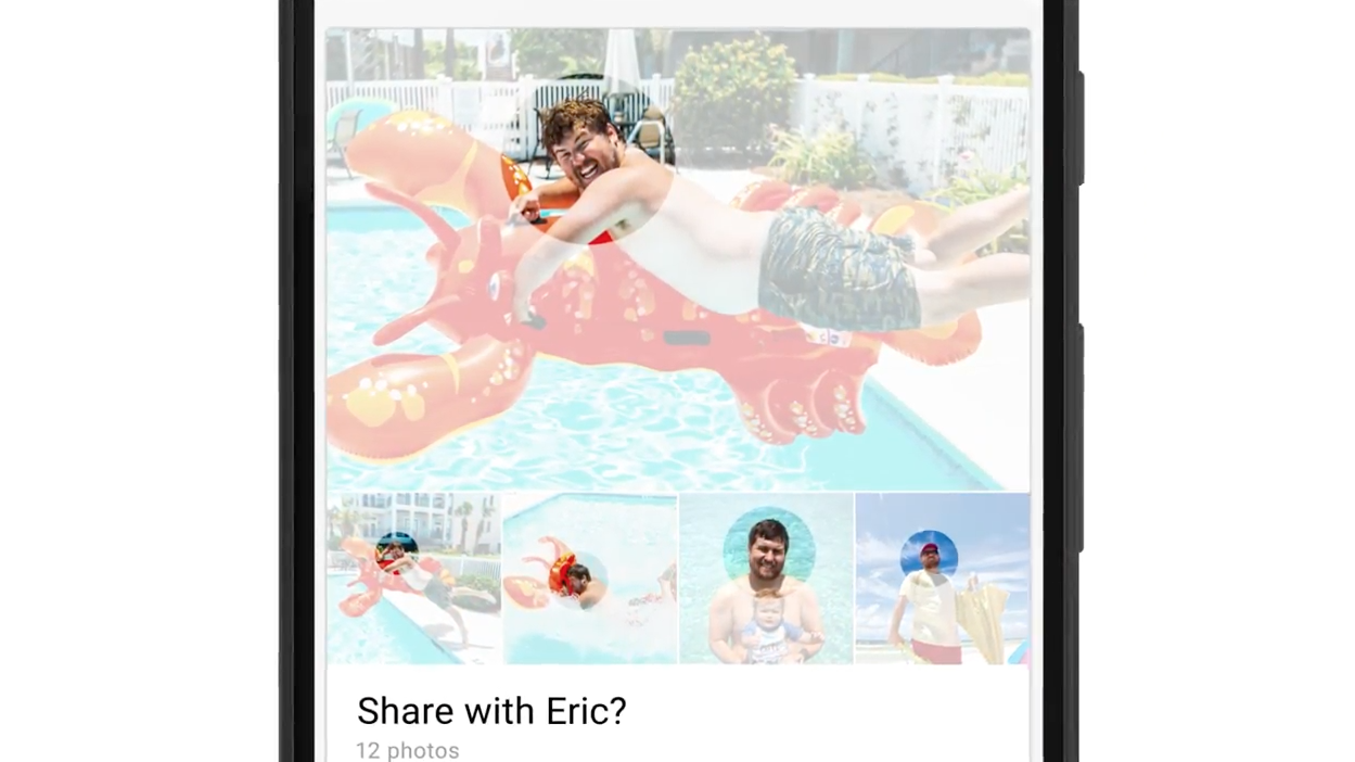 google foto's suggested sharing 001