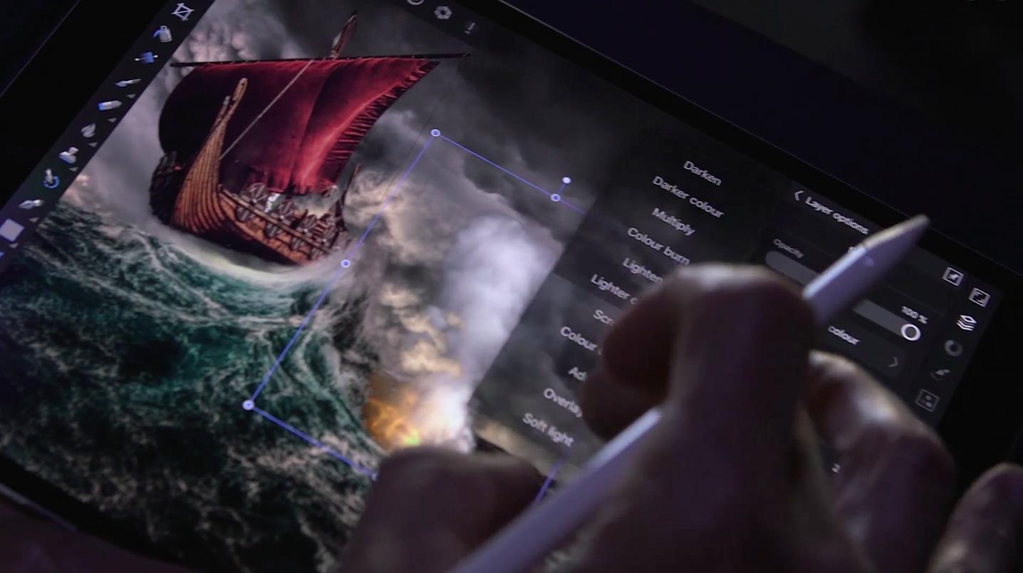 10,5-inch iPad Pro graphics