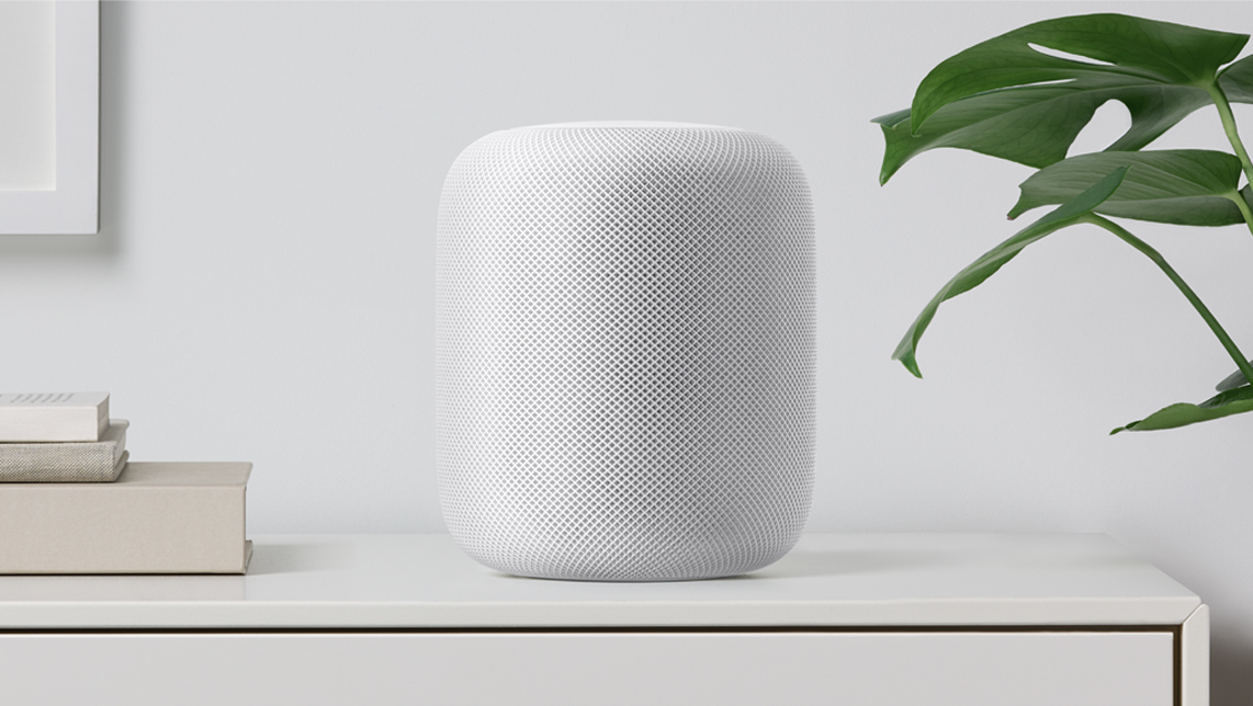 iPhone en Homepod