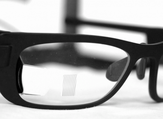 Smart-glasses Apple bril