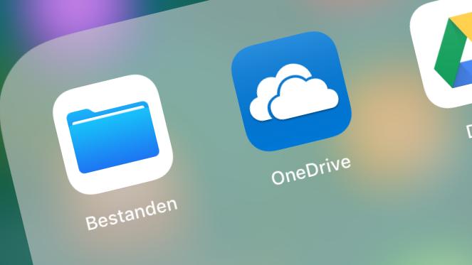 iOS 13 iPad bestanden