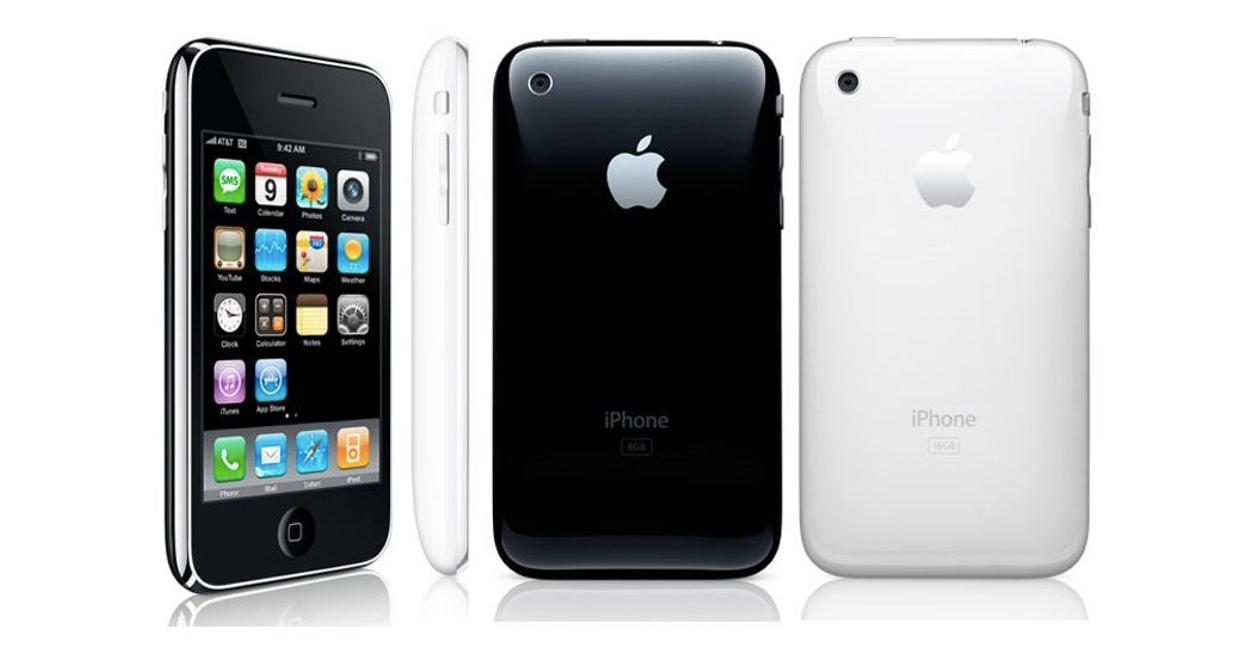 iphone 3g (2008)