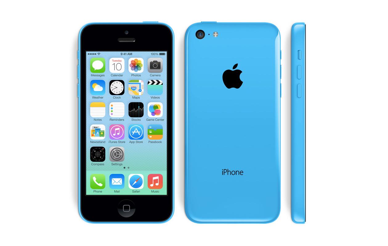 iphone 5c (2013)