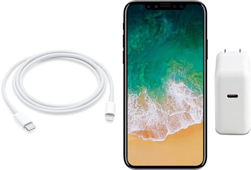 iphone 8 usb c mockup