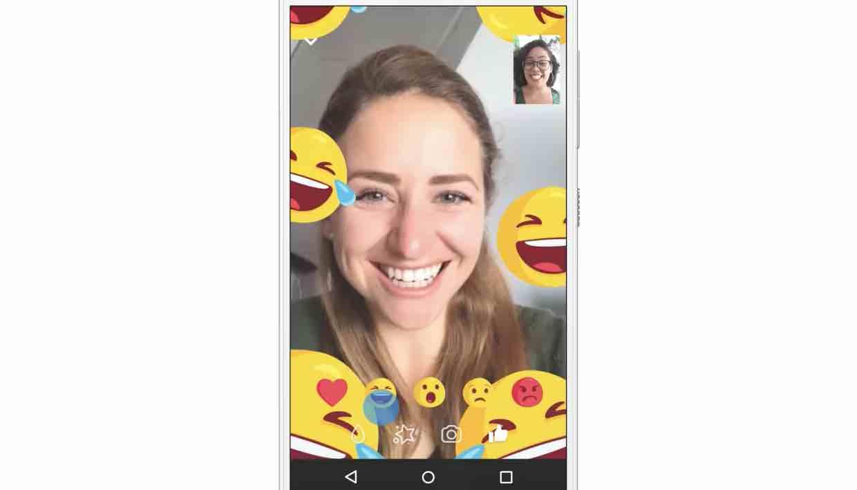 Skype en Facebook Messenger worden kleurrijker en speelser