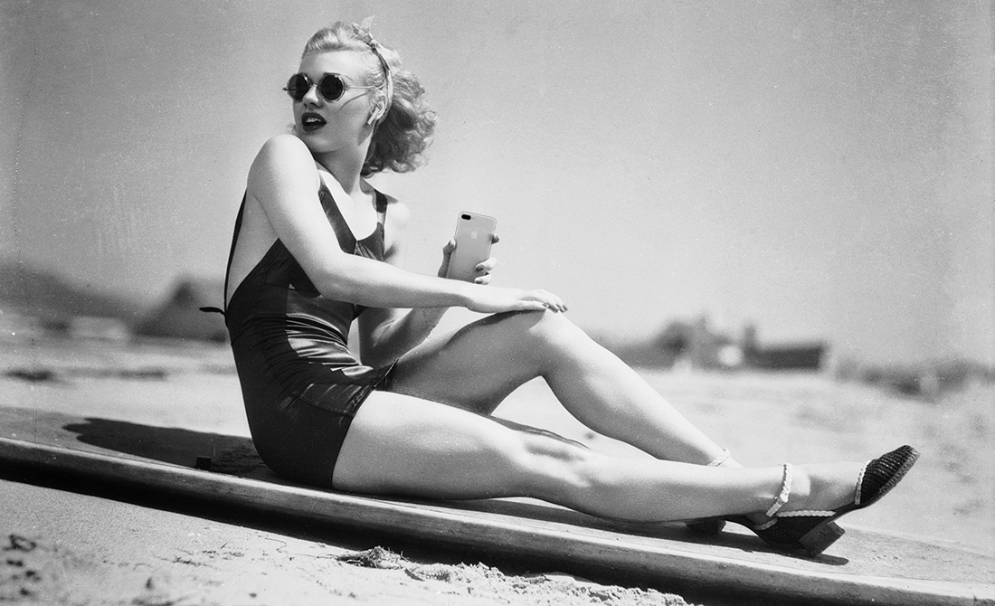 Ginger Rogers iPhone 7 Plus (1936)