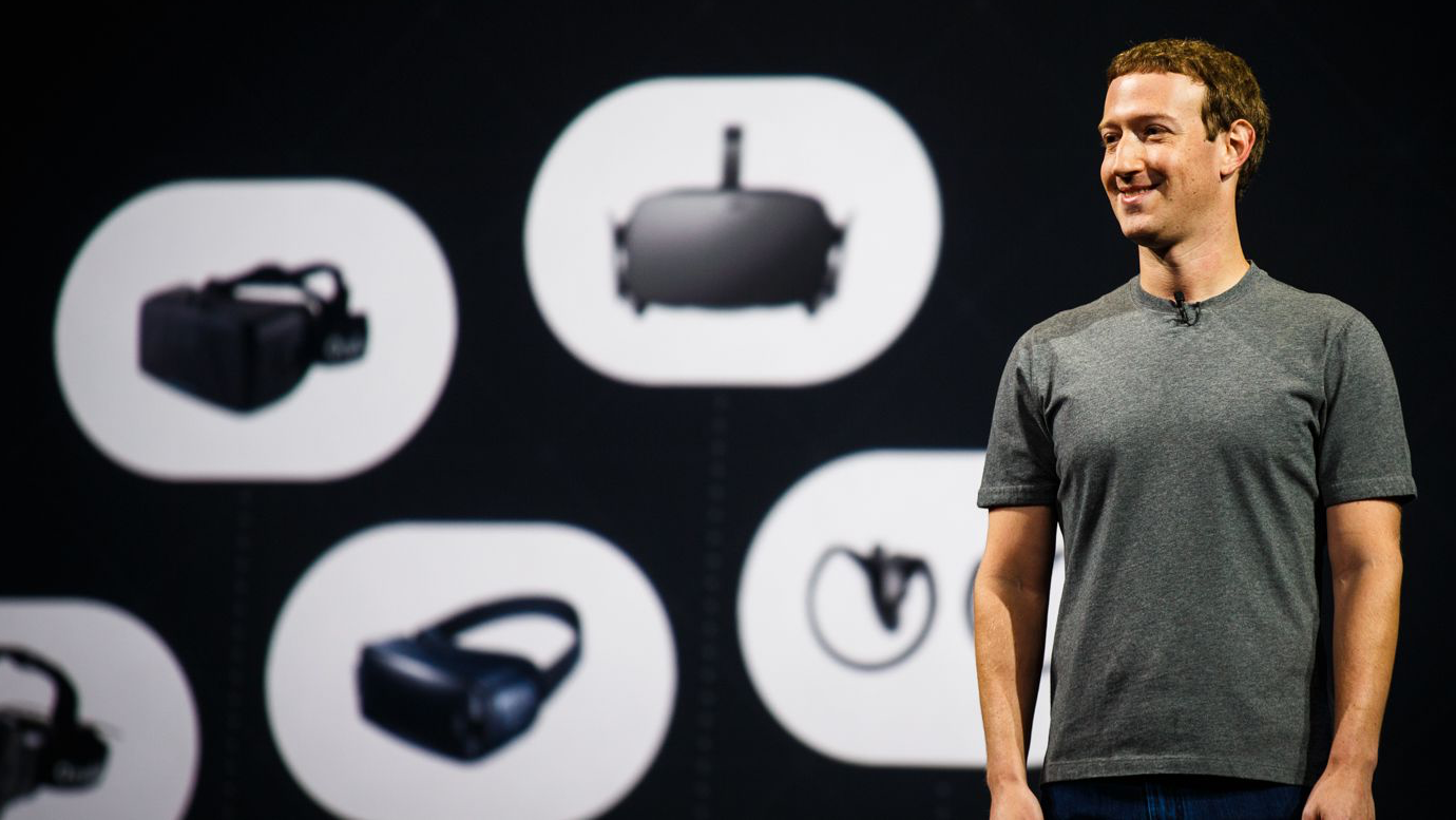 VR Oculus Facebook