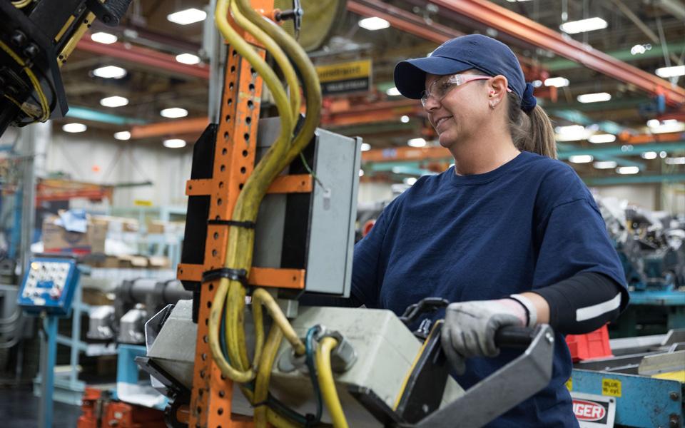 apple werk fabriek medewerker