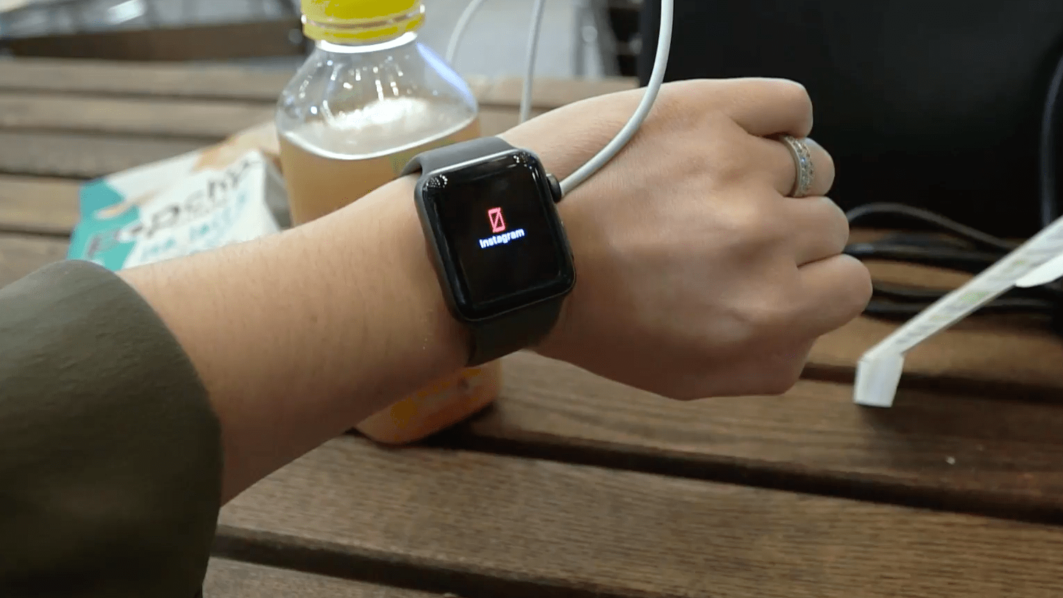 Apple Watch S3 geen Instagram 16x9