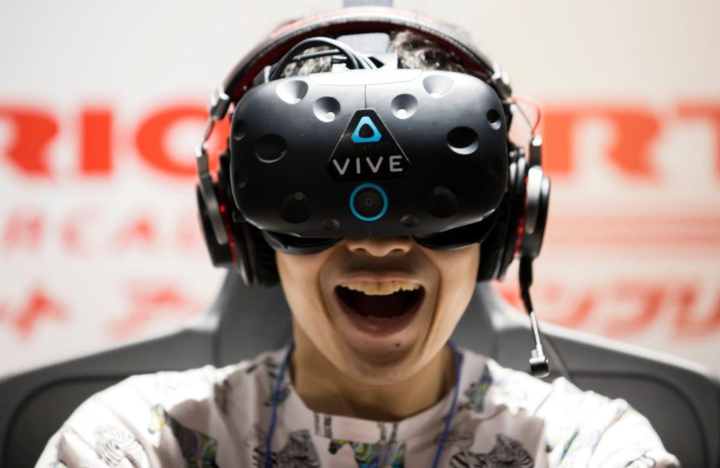 HTC Vive 001