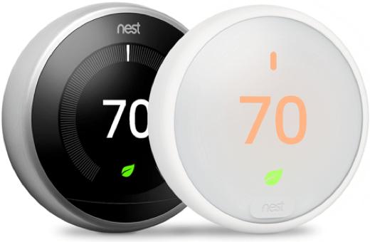 Nest en Nest E 001