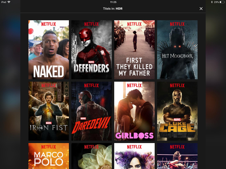 Netflix HDR 001