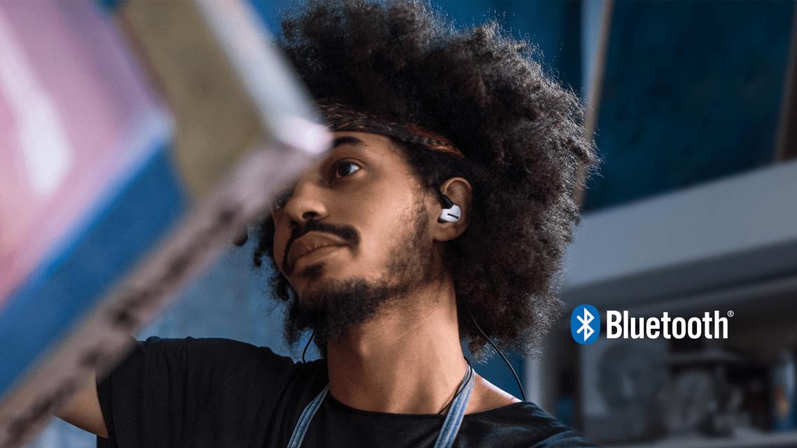 Shure Bluetooth 16x9